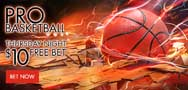 $10 Basketball FREE Bet